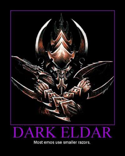 Dark eldar emo