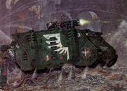 Marine blindado AO