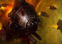 Orkos crucero matamaz wikihammer