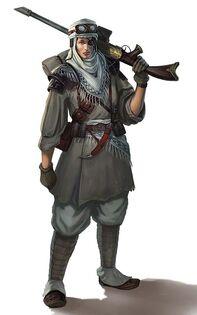 Incursora Guardia Imperial de los Desiertos de Tallarn