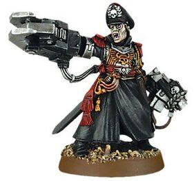 Legendary Comissar