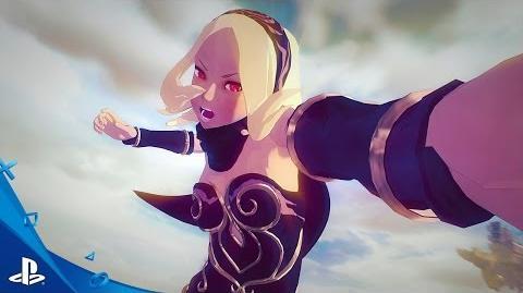 Gravity Rush 2 - E3 2016 Trailer PS4