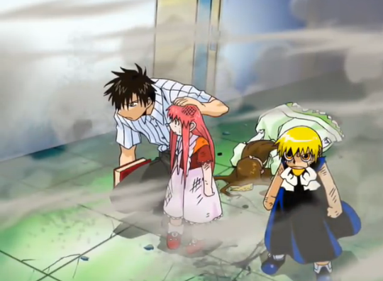 Archivo:Zatch Bell Spotlight.png