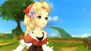 Polka in Tenuto's Flower Field
