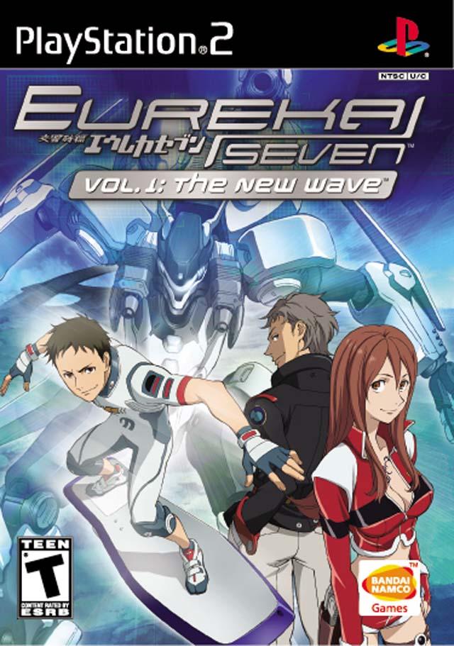 Eureka Seven Eureka Seven Vol.1 The New