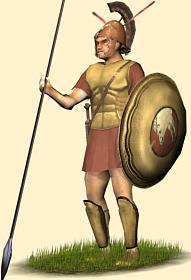 EB2 Camillan Roman Hoplite Maniple
