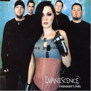 Evanescence-Everybody's Fool