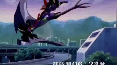 Evangelion - Dance like you want to win