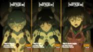 Asuka Shinji Rei synchro test (Rebuild)
