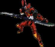 Evangelion Unit-02'γ (Spear)