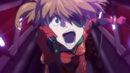 Asuka calling Mari (Rebuild 3.0)
