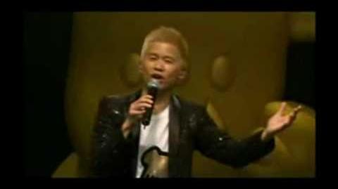 林海峰 超低能勁搞笑 抄黃子華?! 搵食o者 ..........