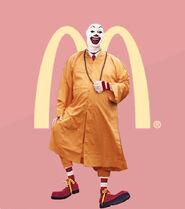 Buddonald monk