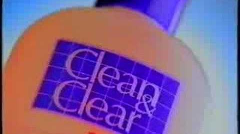 Johnson's Clean and Clear 廣告 (1997) 袁彌明&yumiko