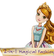 2-in-1 Magical Fashion Ashlynn