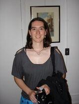 Author Portrait - Leigh Dragoon