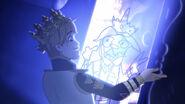 Dragon Games - Daring draws himself