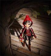 Diorama - Cerise revealed