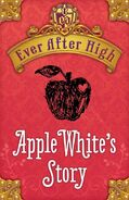 Book - Apple White's Story cover