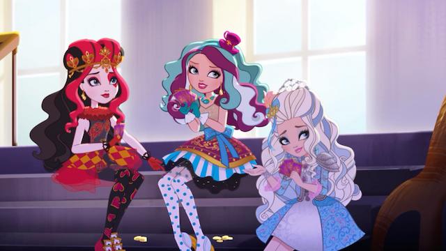 image dragon games girls playing cardsjpg ever