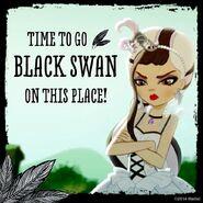 Facebook - black swan time