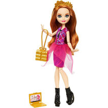 Doll stockphotography - Back to School Holly