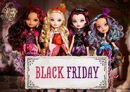 Facebook - black Friday