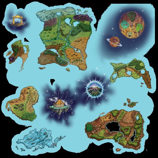 Everquest World Atals