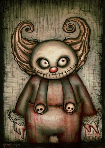 File:The Evil Clown by chiaroescuro.jpg