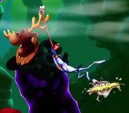 Moose Head Swing