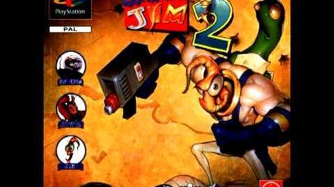 Earthworm Jim 2 (PS1) Soundtrack - Granny Bonus Theme
