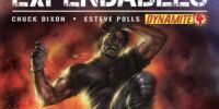 The Expendables Issue 4