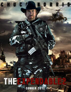 The expendables 2 chuck norris by agustin09-d308qq2