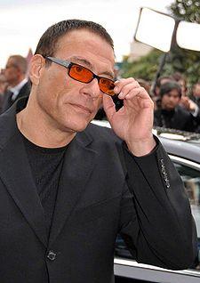 File-Van Damme Cannes 2010
