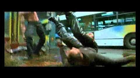 Transporter Final Fight Scene