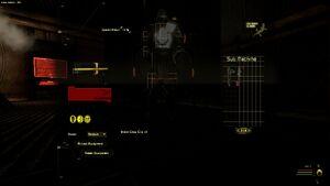 Sub Machine Armory Tab
