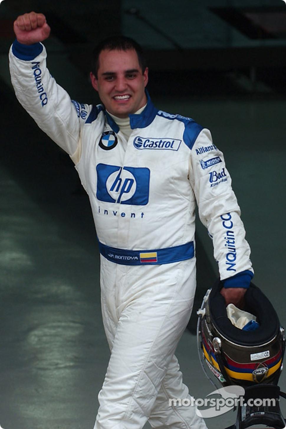Juan Pablo Montoya The Formula 1 Wiki Fandom Powered