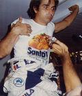 Piquet a Monza 1983