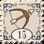 Stamp Arthur Robin Archery