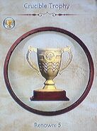Crucible Trophy