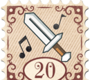 The Swinging Sword (Achievement)