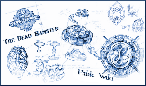 Dead Hamster Fable Wiki Blueprints
