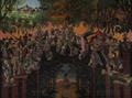Chamber of Fate Fresco - Raid on Oakvale.png