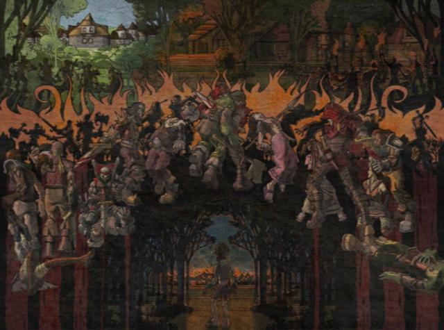 File:Chamber of Fate Fresco - Raid on Oakvale.png