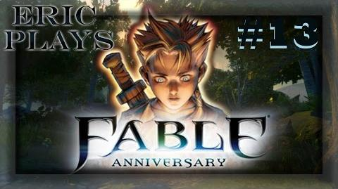 Fable Anniversary 13 Marriage