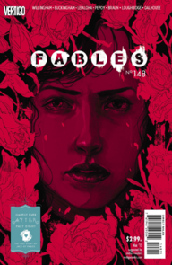 Fables 148 Cover