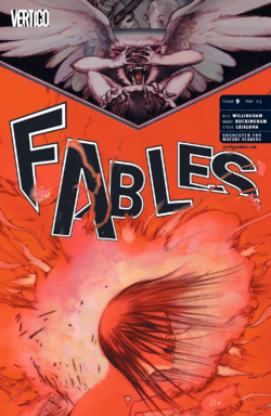 Fables 9 Cover
