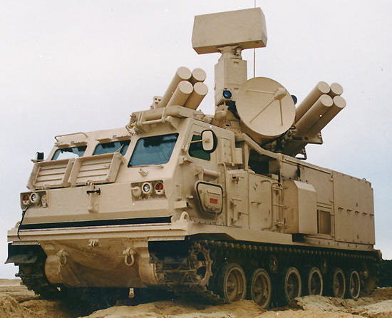 M271 Rapier Advanced Air Defense Vehicle | Facebook ...