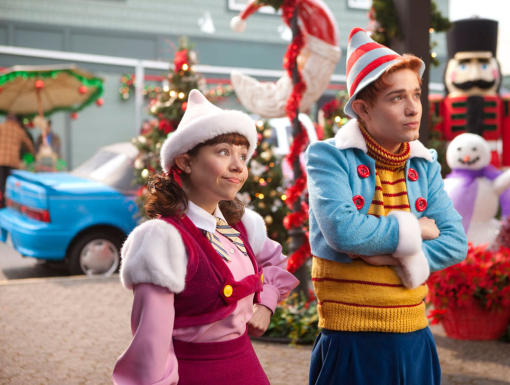 Dingle Dave and Christmas Carol | Fairly Odd Parents Wiki ...