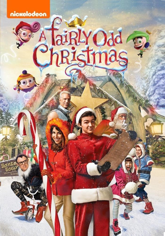 a fairly odd christmas dvd fairly odd parents wiki